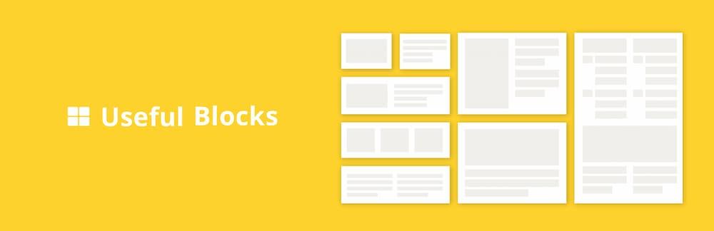 「こんなの欲しかった」装飾ブロックが使えるようになる「Useful Blocks」