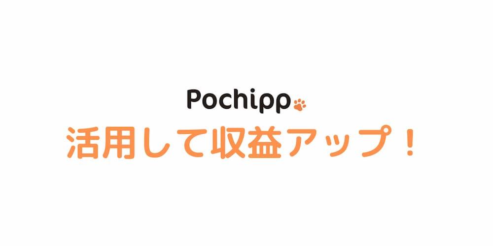まとめ:Pochippを活用して収益アップしよう!
